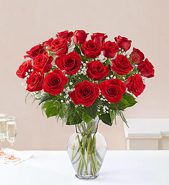 Two Dozen Premium Long Stem Red Roses in El Cajon CA, Conroy's Flowers