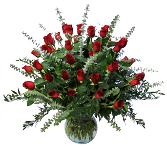 Three Dozen Premium Roses in Las Vegas NV, A French Bouquet