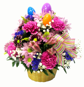 Classic Easter Basket  in Las Vegas NV, A French Bouquet