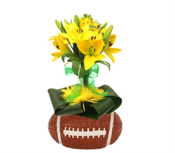 Football Floral Bouqet in Birmingham AL, Norton's Florist