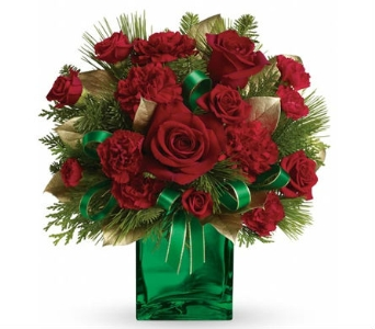 Yuletide Spirit Bouquet in McLean VA, MyFlorist