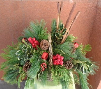 Christmas At The Cabin in Henderson NV, Beautiful Bouquet Florist