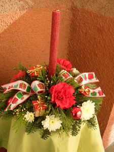 Holiday Warm Wishes in Henderson NV, Beautiful Bouquet Florist