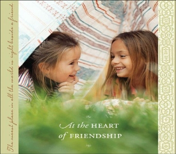 The Heart of Friendship Book in Birmingham AL, Norton's Florist