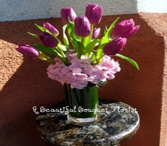 Tulip Affection in Henderson NV, Beautiful Bouquet Florist