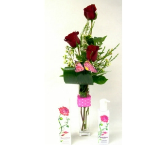 Roses & Body Lotion in Kingston ON, Pam's Flower Garden