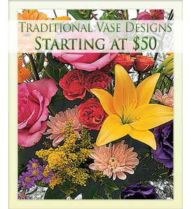 Traditional Vase Designs in Mayfield Heights OH, Mayfield Floral