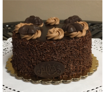 5inch Chocolate Fudge Cake in Portland OR, Portland Bakery Delivery