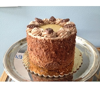 6inch German Chocolate Cake in Portland OR, Portland Bakery Delivery