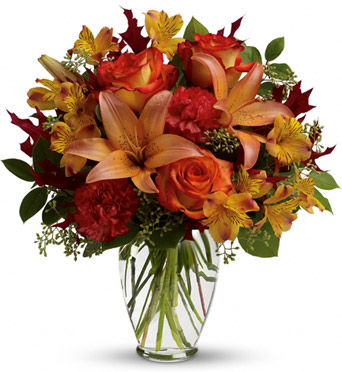 Fall Blush Bouquet in McLean VA, MyFlorist