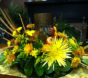 Harvest Glow in Chattanooga TN, Chattanooga Florist 877-698-3303