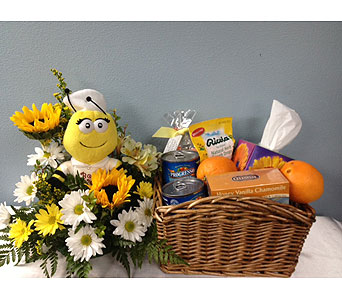 BeWell Arrangement and gifts in Portland OR, Portland Bakery Delivery