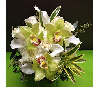 Lovely calla lily bouquet in Portland OR, Portland Florist Shop