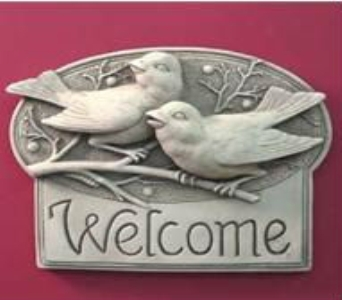 Berrybirds Welcome Carruth in Perrysburg & Toledo OH  OH, Ken's Flower Shops