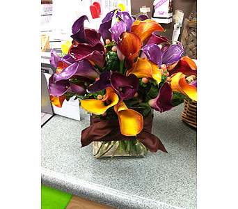 Custom Callas in Portland OR, Portland Florist Shop