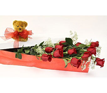 Pam's Exclusive Dozen Roses in Kingston ON, Pam's Flower Garden