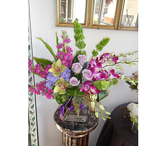 Magical Romance in Henderson NV, Beautiful Bouquet Florist