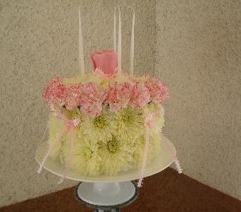 Birthday Cake in Henderson NV, Beautiful Bouquet Florist