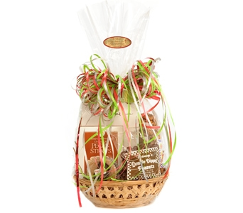 Gourmet Snack Basket Junior in Athens GA, Flower & Gift Basket