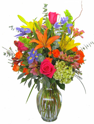 Spring Awakening  in Las Vegas NV, A French Bouquet