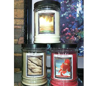 Scented Candles in Chattanooga TN, Chattanooga Florist 877-698-3303