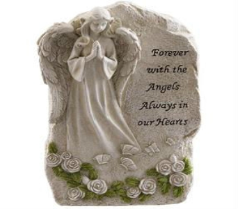 Forever with the Angels Statue in Perrysburg & Toledo OH  OH, Ken's Flower Shops
