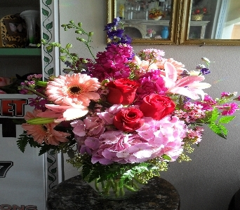 Pink Flurry in Henderson NV, Beautiful Bouquet Florist