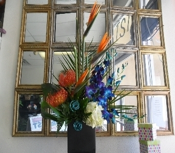Blue Tropical Fantasy in Henderson NV, Beautiful Bouquet Florist