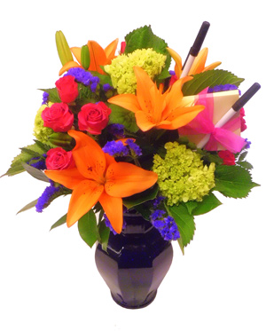 Thank you, in Color in Las Vegas NV, A French Bouquet