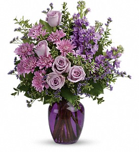 Together At Twilight Bouquet in Moon Township PA, Chris Puhlman Flowers & Gifts Inc.