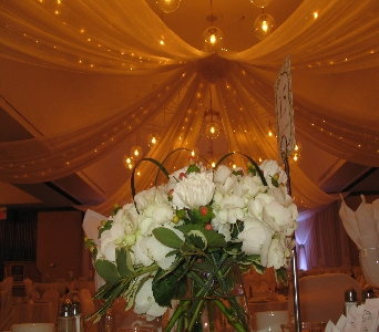 Clarion Ballroom in North Bay ON, The Flower Garden