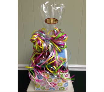 Swirl Gourmet Box in Athens GA, Flower & Gift Basket