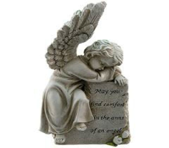 Comfort in the Arms Memorial Stone in Perrysburg & Toledo OH  OH, Ken's Flower Shops