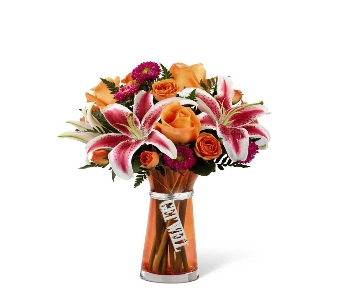 Get Well Bouquet in Chicago IL, La Salle Flowers