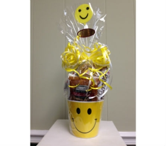Smiley Snacks in Athens GA, Flower & Gift Basket
