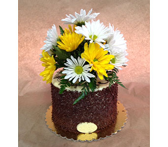 Cake and Daisies in Portland OR, Portland Bakery Delivery