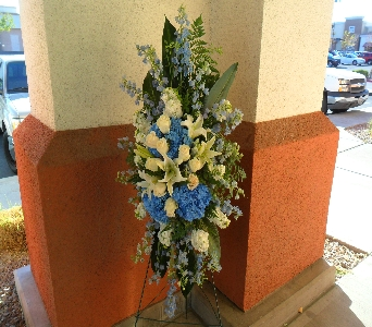 Heavenly Blue  in Henderson NV, Beautiful Bouquet Florist