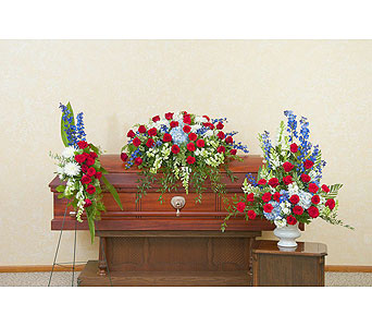 Honor Trio in Plantation FL, Plantation Florist-Floral Promotions, Inc.