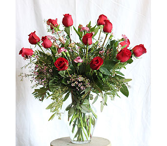 Classic Dozen Red in Macon GA, Lawrence Mayer Florist