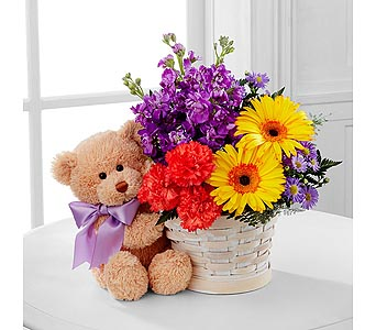 The Best Year� Basket by FTD� in Kingston ON, Pam's Flower Garden