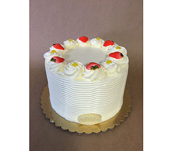 6inchStrawberry Lemon Cake in Portland OR, Portland Bakery Delivery