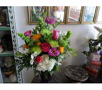 Vibrant Blooms Bouquet in Henderson NV, Beautiful Bouquet Florist