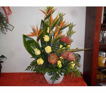 Aloha Paradise in Henderson NV, Beautiful Bouquet Florist
