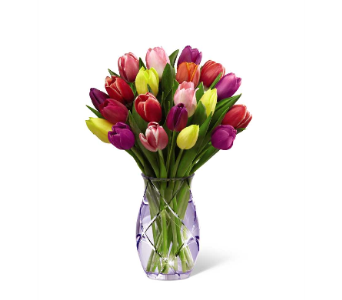 FTD Spring Tulip Bouquet in Chicago IL, La Salle Flowers