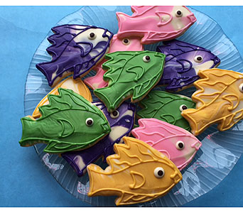 Tropical fish in Portland OR, Portland Bakery Delivery