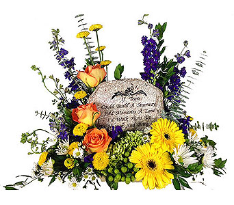 If Tears Could Build A Stairway Plaque in Randallstown MD, Raimondi's Funeral Flowers