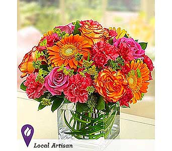 Sunset Passion, Large in El Cajon CA, Conroy's Flowers