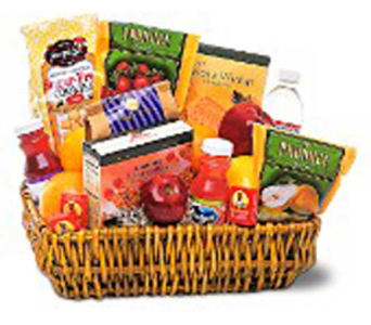 Healthy Gourmet Basket in Portland OR, Portland Bakery Delivery
