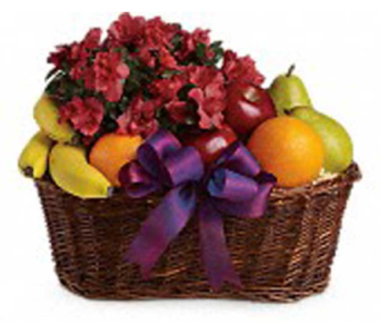 Fruits and Blooms Basket in Portland OR, Portland Bakery Delivery