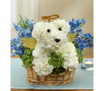 All Dogs go to Heaven� in Las Vegas NV, A French Bouquet